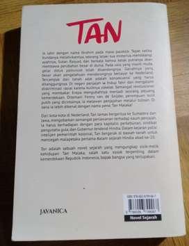 TAN (sebuah novel sejarah tentang Tan Malaka)