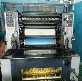 4,00,000 Rs RYOBI 560 , (16×22)OFFSET PRINTING  MACHINE