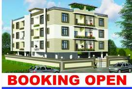 Six Mile VIP Road 3bhk under construction flat