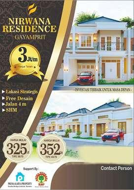Promo Perdana!!! Beli Rumah Harga Murah Di Kota Klaten