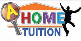 Home Tution for Matric and Intermediate