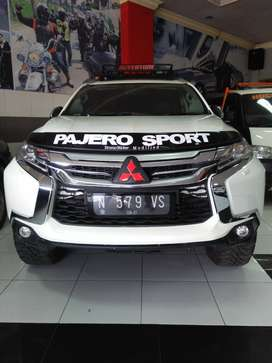 Mitsubishi Pajero Sport dakar 4 x 2 Matic Diesel 2016 Km 44 Ribu
