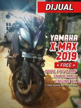 Dijual cepat yamaha xmax 250 cc tangan pertama