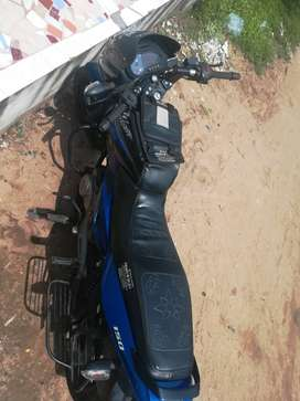 Bajaj pulsar 2016 good condition and pickup