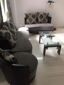 6seater Sofa with cofee table