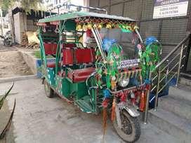 Pari E-rickshaw