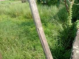 2 Kotha myadi land, plot no. 4 from highway. Garchuk ,