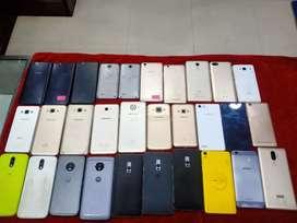 Vivo, Oppo, MI, Samsung, Moto, Lenovo, All Brand Strating From Rs 2500