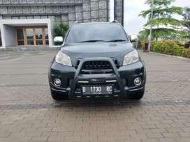 Dijual Toyota Rush S Matic 2011 Black
