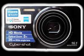 Sony digital camera wsc-570 HD 16.1mega pixels