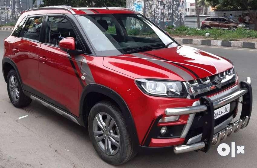 Maruti Suzuki Vitara Brezza, 2016, Diesel 0