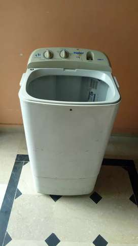Haier Washing machine going cheap