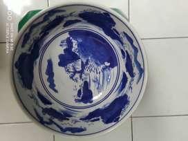 Mangkok Keramik Antik bisa Mendengung