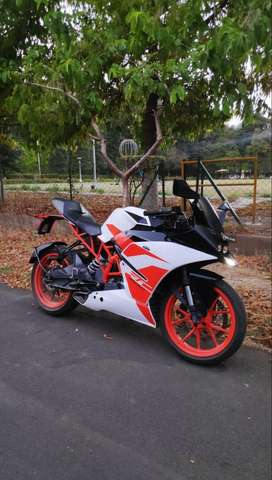 KTM RC 200 Showroom Condition Exchange also available