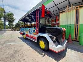 Kereta Odong AR Wisata Muat Banyak Penumpang siyap untuk usaha