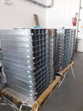 HP and Dell Servers