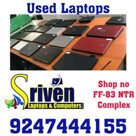Used Laptops Available in Bulk : Sriven Laptops and COmputers