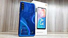 Mi A3 6Gb Ram 128gb Storage Ocean Blue