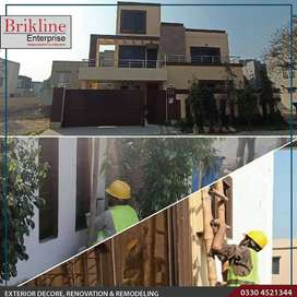 Home and Office Renovation/Repair in Lahore.