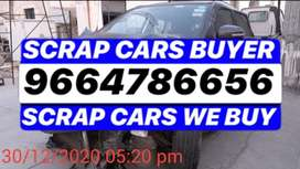 Vshs. Damaged abandoned fully rusted scrap cars buyers we buy