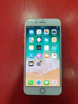 iPhone 8 plus 64gb gold colour