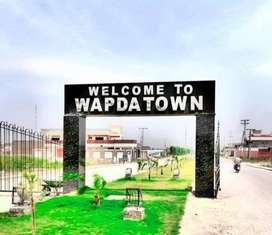 7 marla plot for sale in G block wapda town taru jabba Peshawar