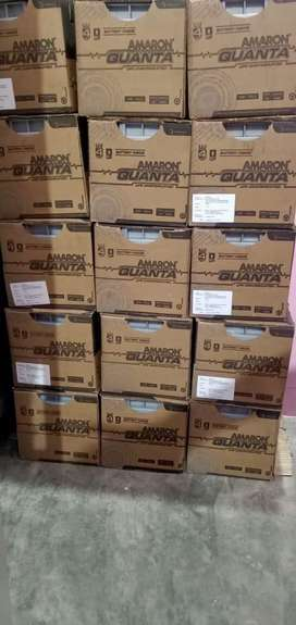 Amaron Quanta 12V 26AH Good working conditions battery available