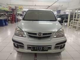 Daihatsu Xenia 1.3 Xi Family MT/Manual 2007 Silver DP/ Angsuran rendah