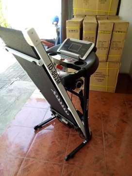 Treadmill 2 f elektrik ada MP3 siap antar