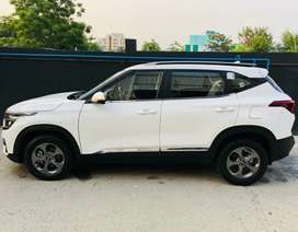 Kia seltos diesel in brand new condition and less driven