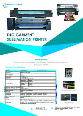 DTG Garment Sublimation Printer / Awami Traders