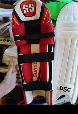 SG Batting pads available all top quality brand batting gloves product