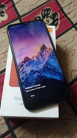 Redmi Note 7S 48 Mp camera Supermint Condition
