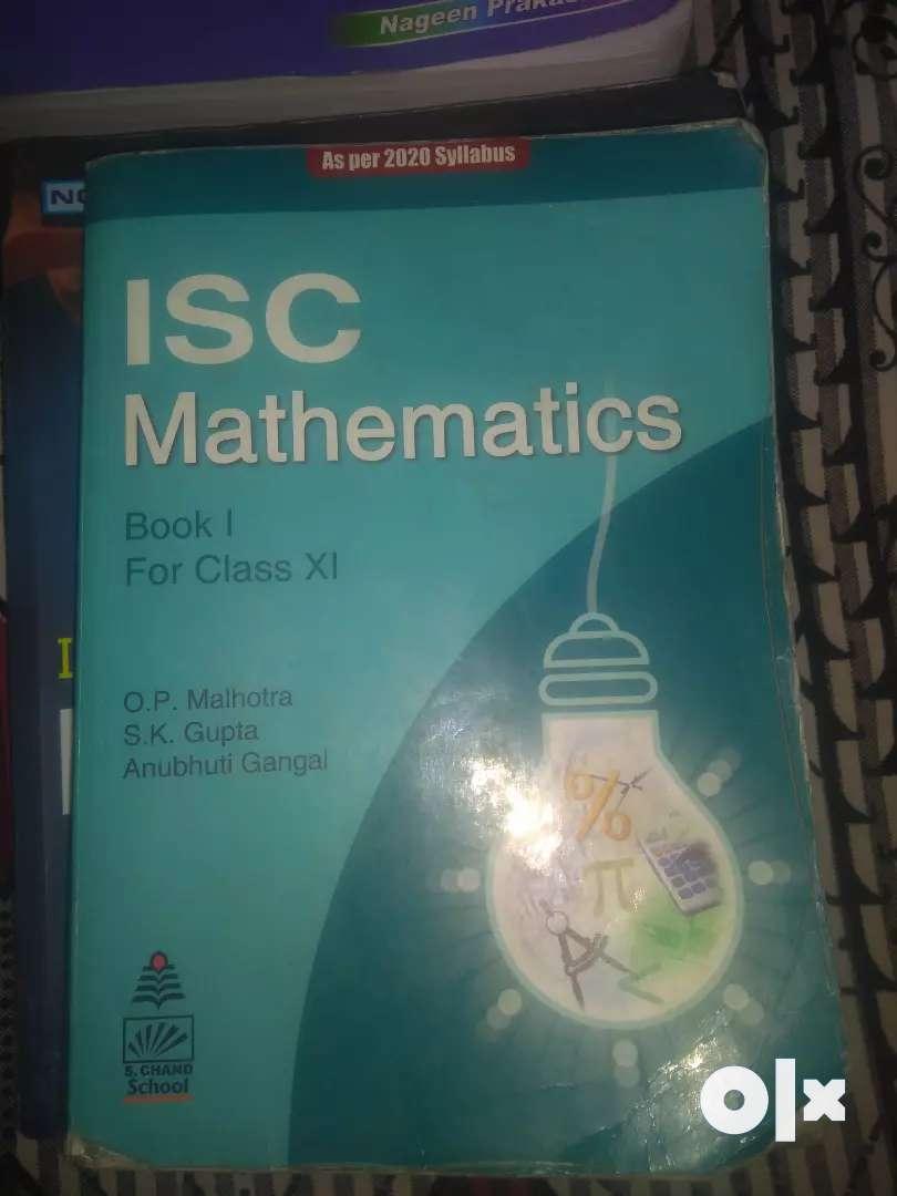 ISC Mathematics Class 11 0