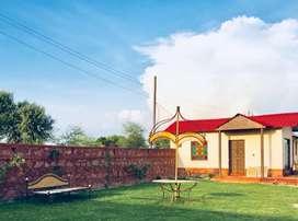 Beautiful Farmhouse in gated township