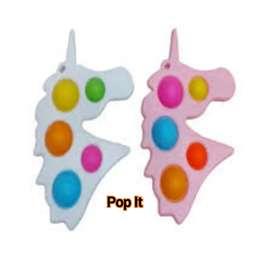 Mainan Fidget Toy Pop It 5 Bubble