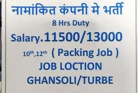 Machine operator job