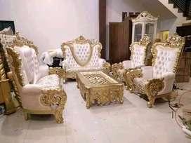 Jual Kursi Tamu Sofa Mewah #2147