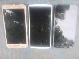 Lenovo,moto,Samsung,Mi .4g mobiles original display all