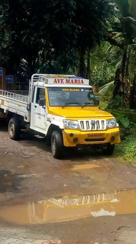 Mahindra pick up