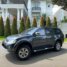 Mitsubishi Pajero Dakar 2012 Grey On Black Diesel
