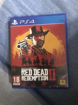Read dead redemption 2 ps4 game