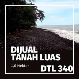 DTL 340 Tanah nya Dijual Langsung dari Pemilik