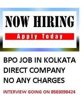 Freshers job No Charges Direct Joining