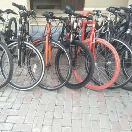 Imported bikes on sale