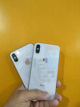 iphone X 64 lengkap fullset