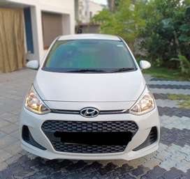 Hyundai Grand i10 1.2 Kappa Magna AT, 2018, Petrol