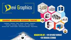 Required Corel and Photoshop Designer