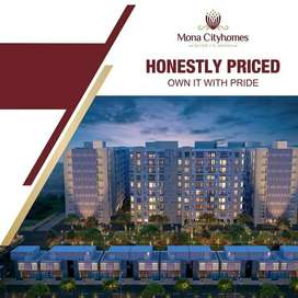 3 Bhk 35.40 Lac in Mona City Homes, Sector 115, Mohali