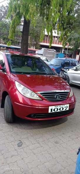 Tata Manza Aura Quadrajet BS-III, 2010, Diesel